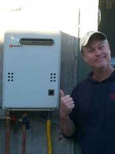 Concord tankless water heater