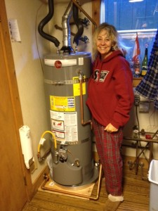 Concord water heater